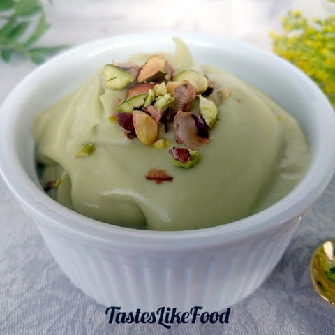Sweet Avocado Mousse