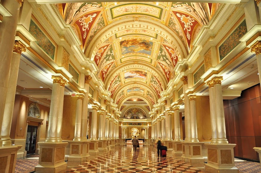 The Venetian by Krishna Tangutur - Landscapes Travel