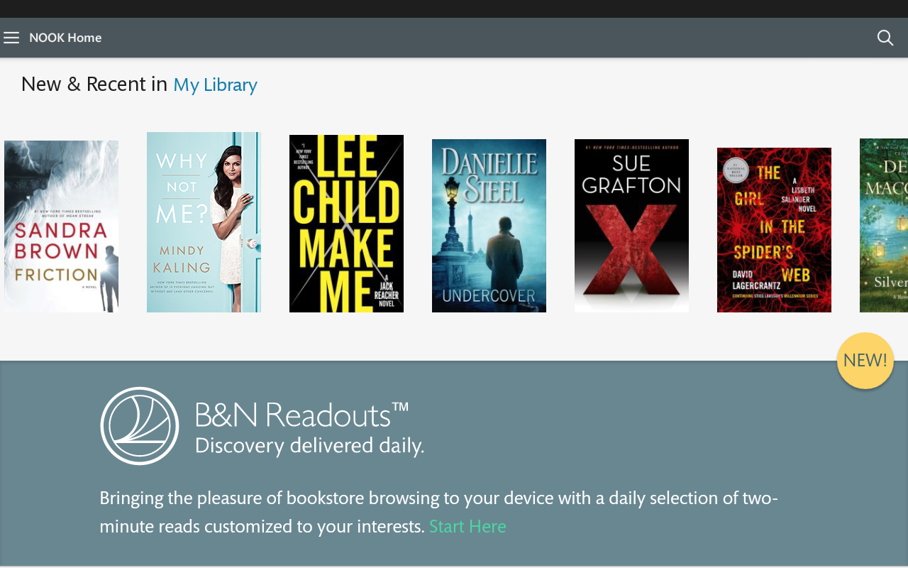 NOOK: Read eBooks & Magazines Screenshot 8