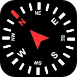 Compass Navigation for Android: Accurate Direction Icon