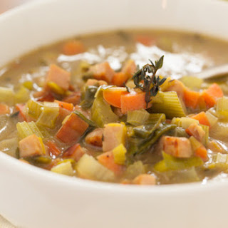 Ham and No-Bean Soup