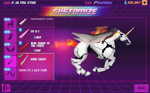 Robot Unicorn Attack 2 screenshot 6