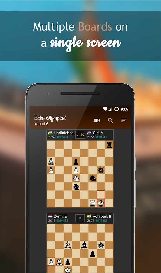 Follow Chess Screenshot 1