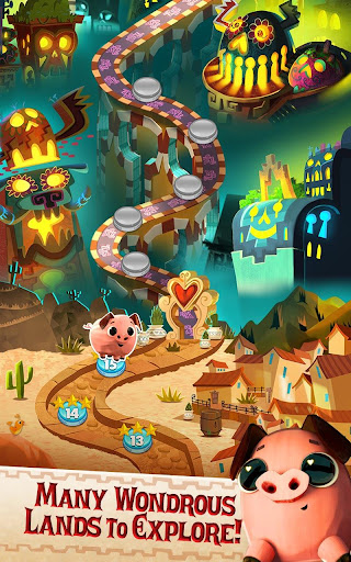 Sugar Smash: Book of Life - Free Match 3 Games. screenshot 15