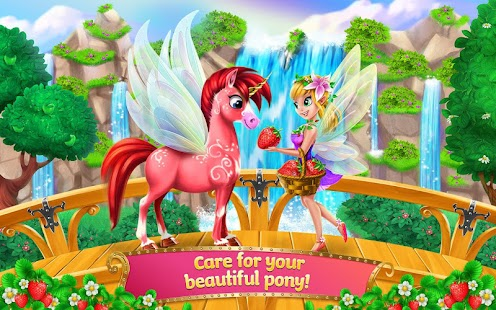 Princess Fairy Rush- screenshot thumbnail