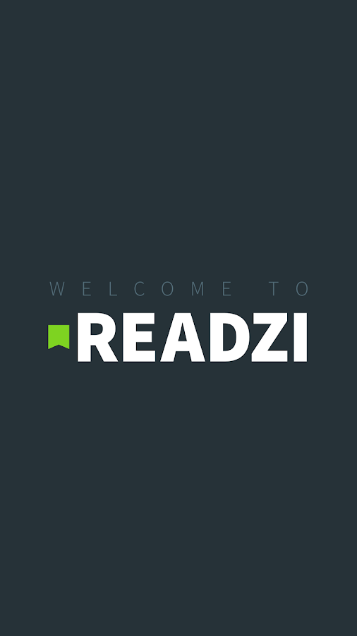 Readzi – A Feedly RSS Reader Screenshot