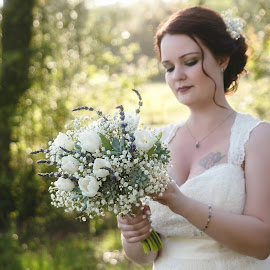 by Terri Cox - Wedding Bride