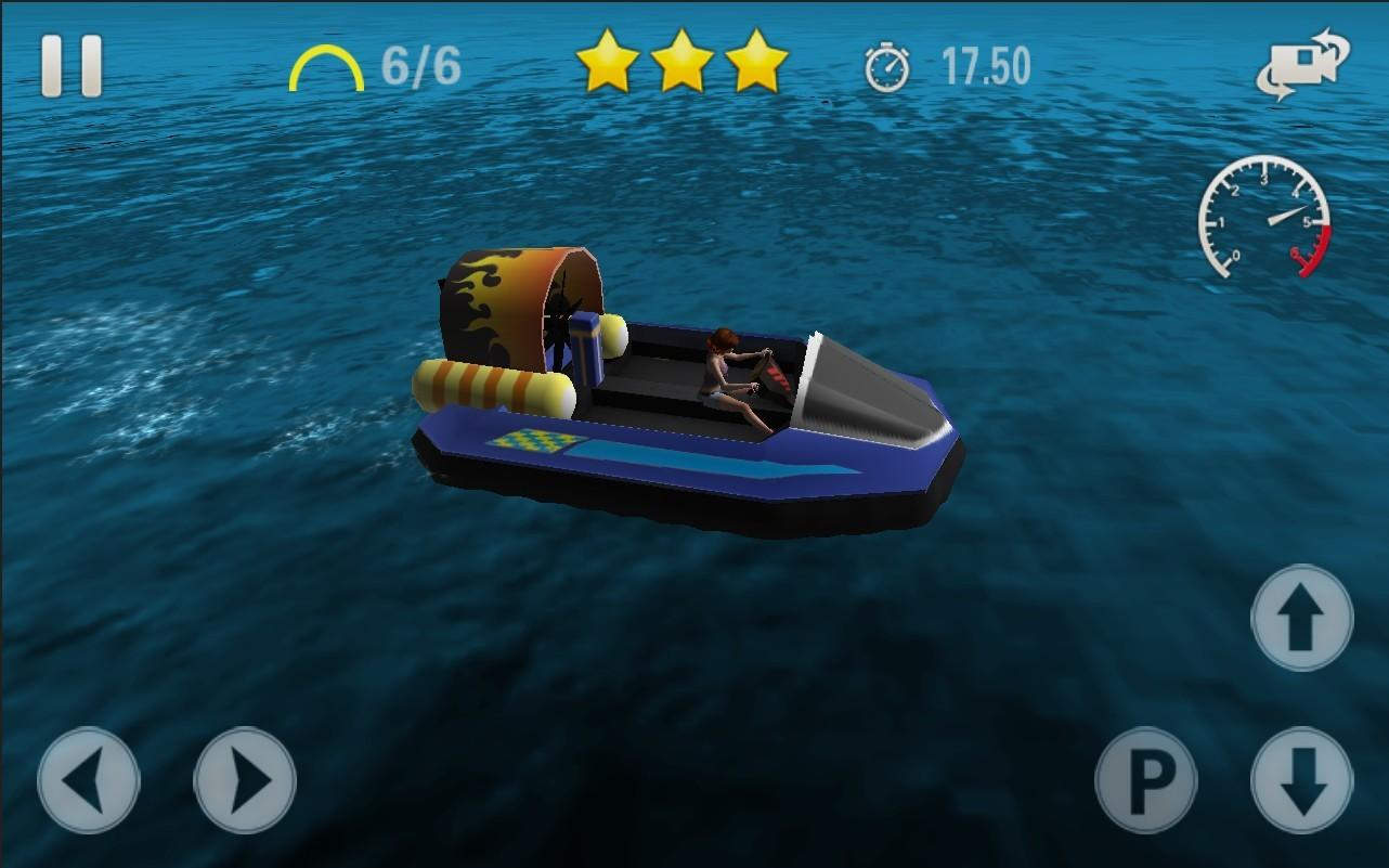 Modern Hovercraft Racing 2015 Screenshot 2