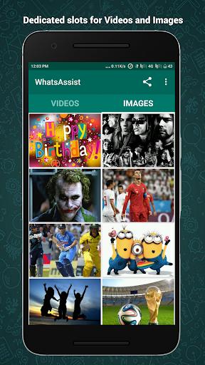 WhatsAssist - Status Saver for WhatsApp screenshot 2