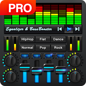Equalizer & Bass Booster Pro Online PC (Windows / MAC)