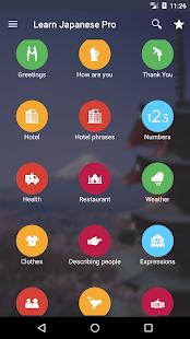 App Learn Japanese Free APK for Windows Phone