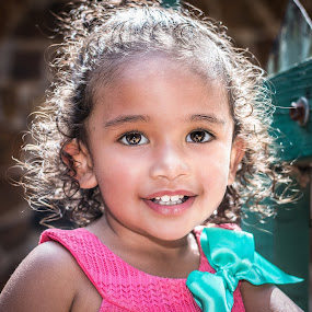 Beauty in the park  by April Sadler - Babies & Children Child Portraits ( #child #park #beauty #girl #happy )