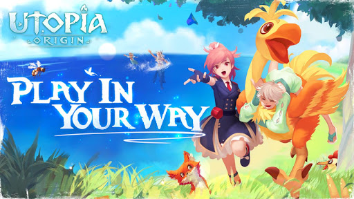 Utopia: Origin - Play in Your Way For PC