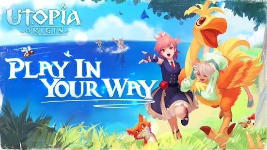 Utopia: Origin - Play in Your Way