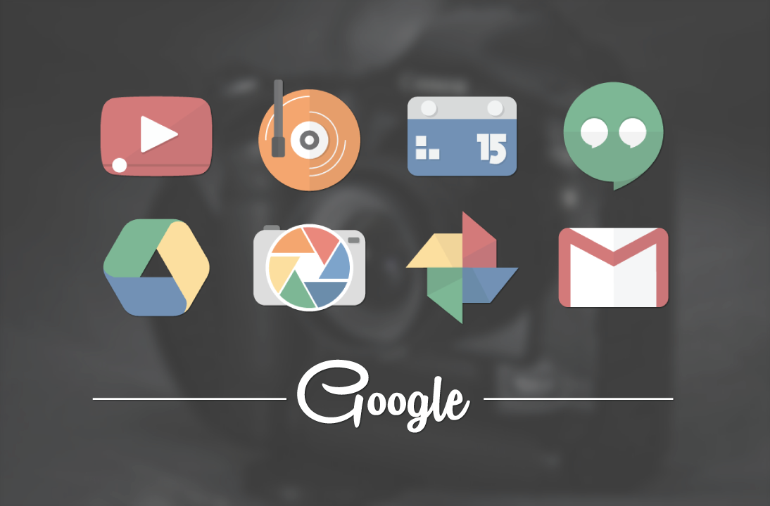 Magme - Icon Pack Screenshot 0