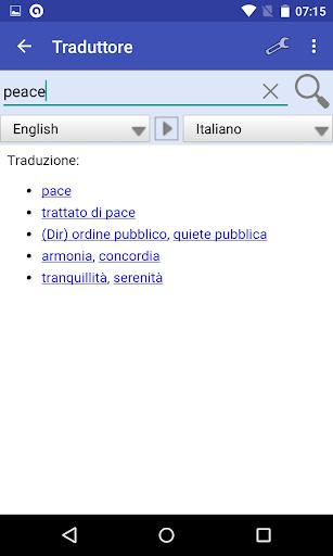 English Translator screenshot 1