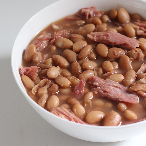 Ham and Pinto Bean Soup