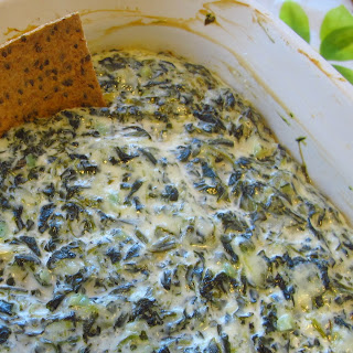 Spinach Dip Without Sour Cream Recipes