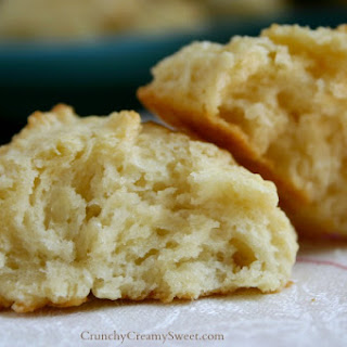 Fluffy Drop Biscuits