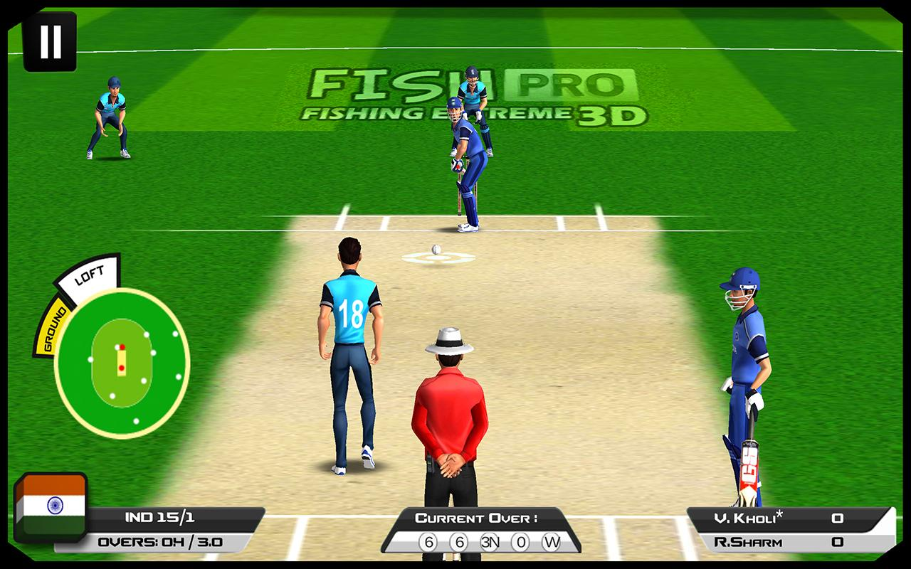 Cricket Hungama 2016 Screenshot 1