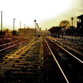 by Titire Catalin - Transportation Trains