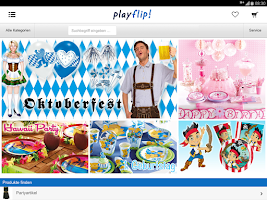 Screenshot of playflip