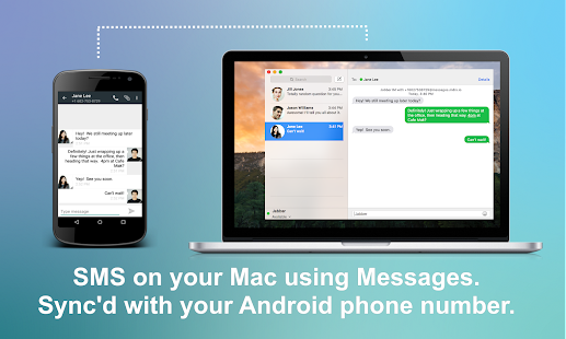 SMS for Apple Messages
