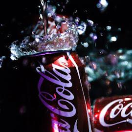 Coca Cola Advertising shot by Diviya Ranganahan - Food & Drink Alcohol & Drinks ( coca cola, advertising )