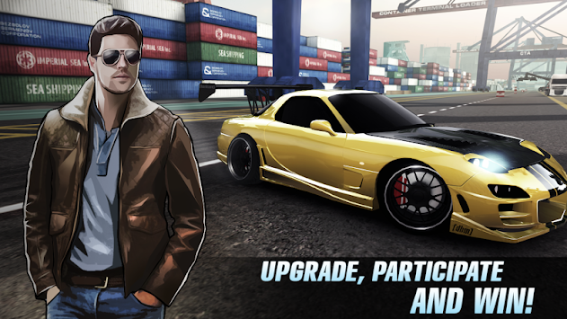 Drag Battle Racing APK screenshot thumbnail 5