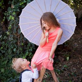 Love me  by Wendy Berning - Babies & Children Child Portraits