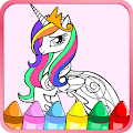 Download Colouring Book for Little Pony APK for Android Kitkat