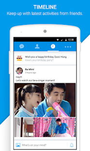 Zalo for Lollipop - Android 5.0