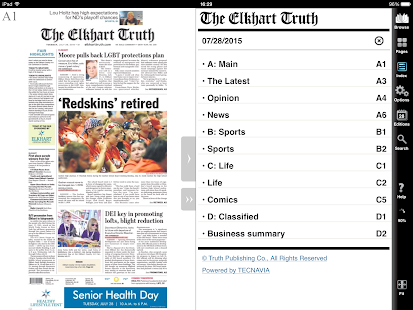 Free Elkhart Truth APK