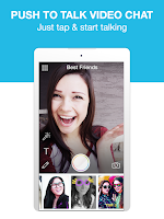 Screenshot of Marco Polo: PTT Video Chat