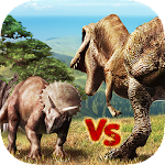 Jurassic Battle Simulator 3D Icon