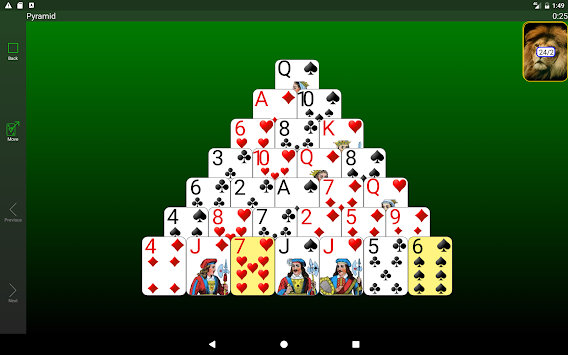 250+ Solitaire Collection APK screenshot thumbnail 11