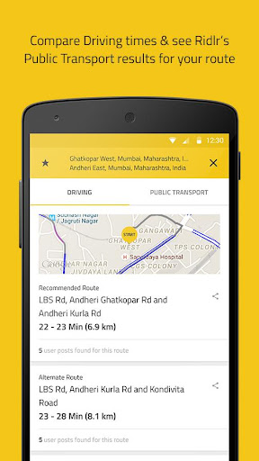 Traffline: Traffic & Parking screenshot 2