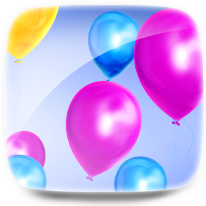 Balloons Day live Wallpaper