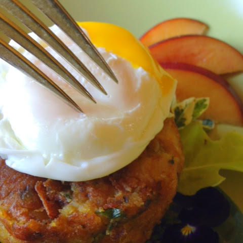 Split Pea Breakfast Pattie