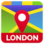 London Travel Maps Icon