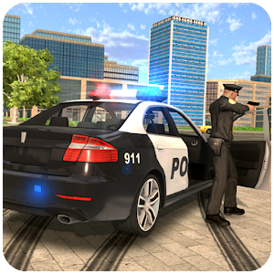 Police Car Chase - Cop Simulator Released on Android - PC / Windows & MAC