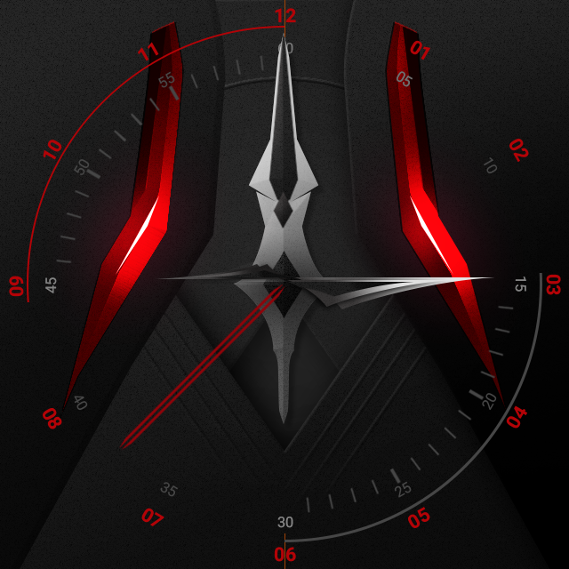 Rogue Watch Face Screenshot 4