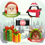 My Christmas Photo Sticker APK Image