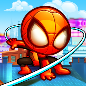 Super Spider Hero: City Adventure For PC / Windows 7/8/10 / Mac – Free Download