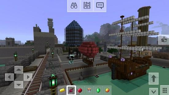 Pixel Exploration: Craft Edition