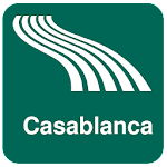 Casablanca Map offline file APK Free for PC, smart TV Download