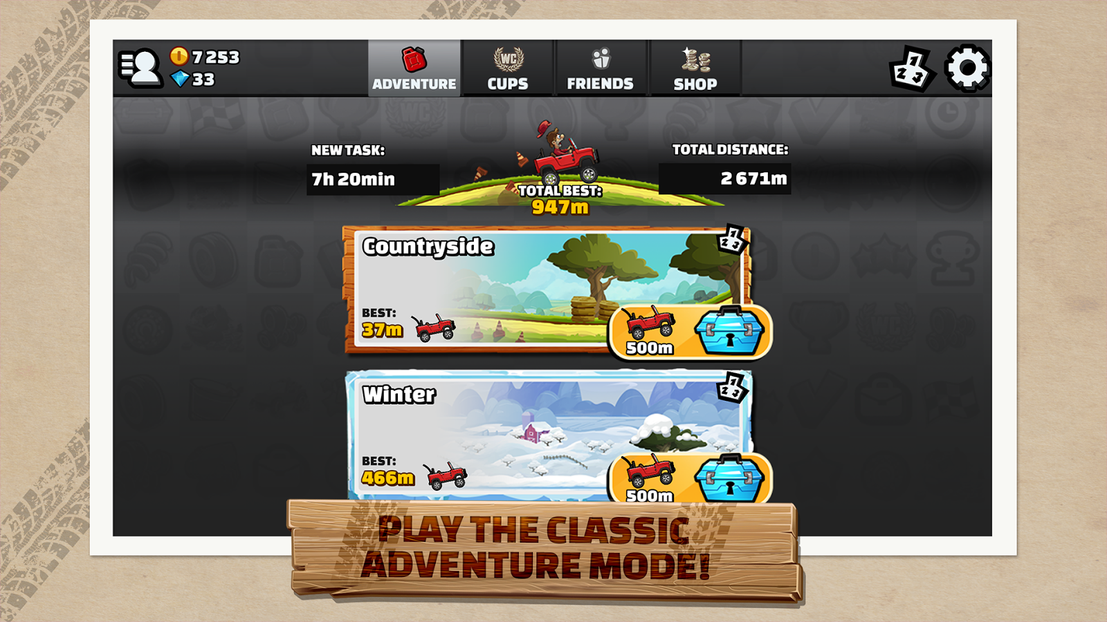 Hill Climb Racing 2 Screenshot 15