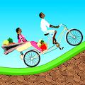 Rickshaw Racing Hill Climb APK for Lenovo