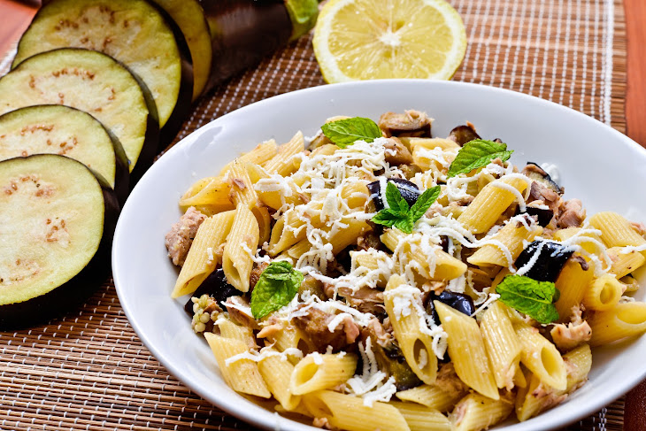 Roasted Eggplant Pasta Recipes — Dishmaps