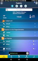 Screenshot of Flughafen Frankfurt München
